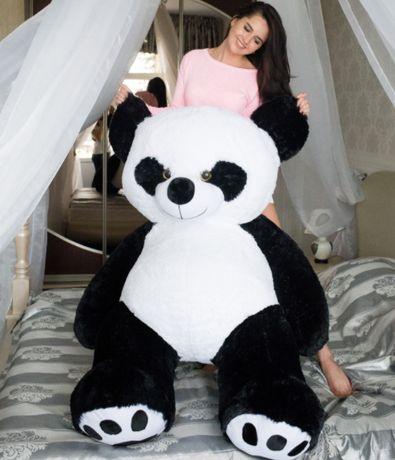 Плюшевый мишка Панда 100 - 200 см, большой медведь, мягкая игрушка, ми