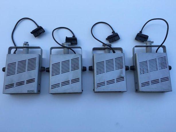 Vendo Projectores 150W 220v (17 unidades disponiveis)