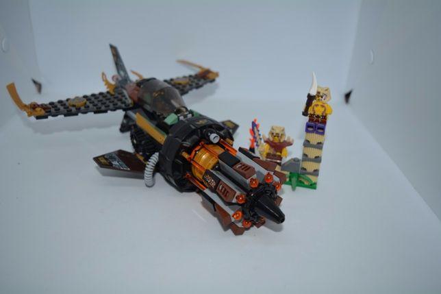 Конструктор Lego Ninjago Boulder Blaster 70747