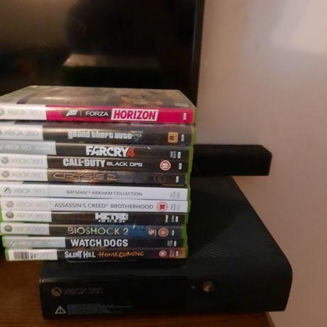 Xbox 360 14 gier GTA 5 Forza horizon zepsuty wiatrak