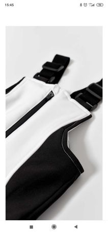 Spodnie narciarskie dziecięce Zara rozmiar 134
