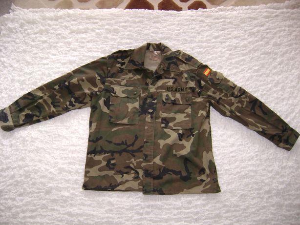 bluza wojskowa roz M/L moro militarna kamuflaż