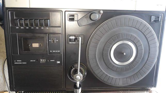 Gramofon z radiem Philips