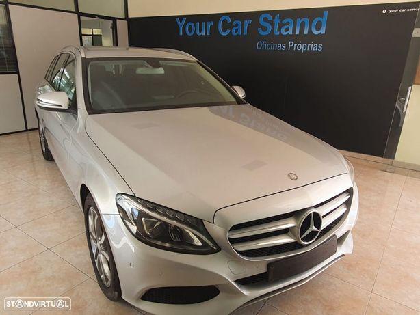 Mercedes-Benz C 180 BlueTEC Avantgarde+