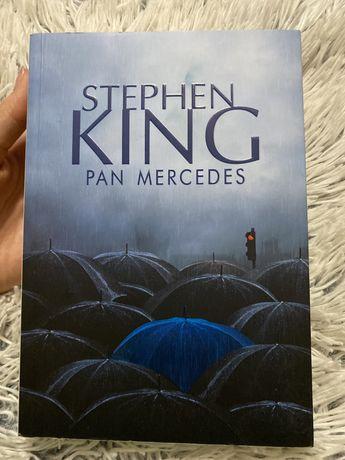 "Stephen King ""Pan Mercedes"""