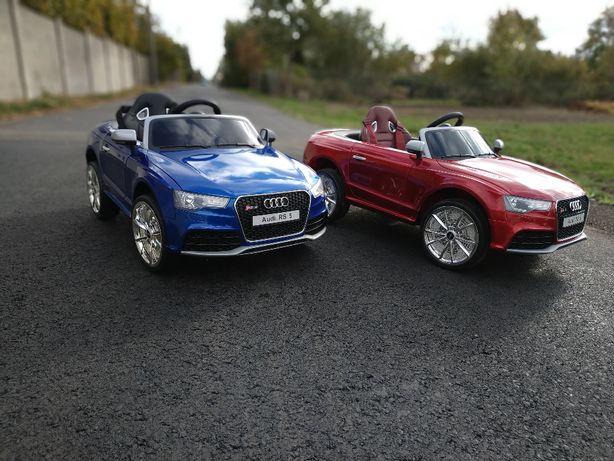 Audi RS5 Auto Na Akumulator # Lakierowane # Pilot # Skóra