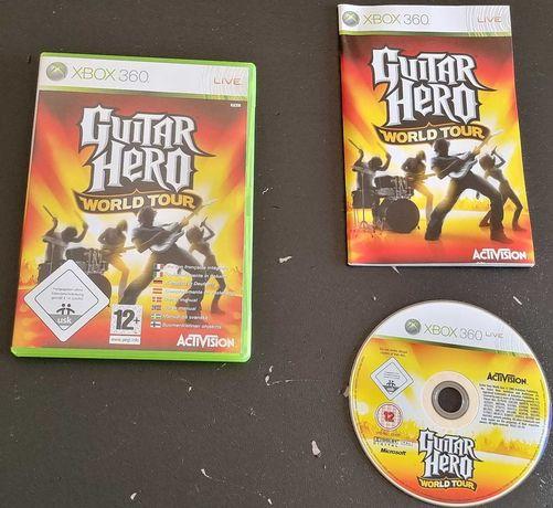 Guitar hero World Tour Xbox360