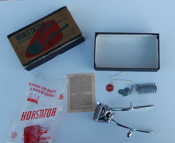 Vitage maszynka ręczna do strzyżenia  Horstator Hair Clipper kompletna