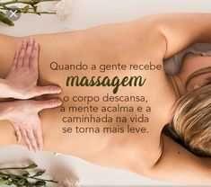 Massagem Relaxamento Terapêutica com Aromaterapia