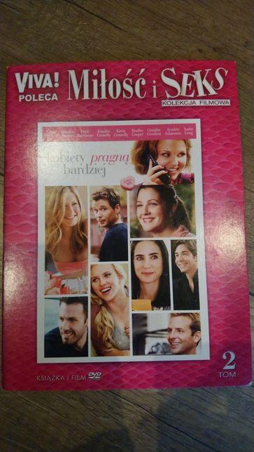 Kobiety pragną bardziej. DVD