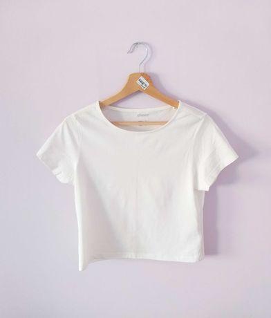 Biała koszulka S