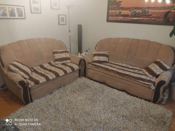 eleganckie sofy z funkcją spania okazja