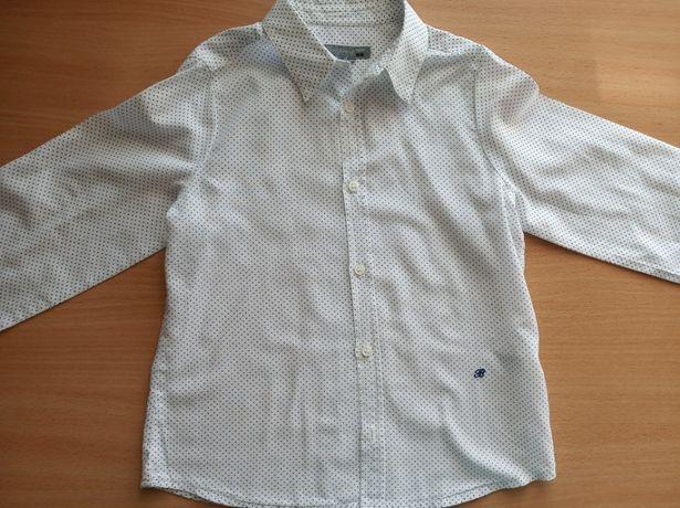 Детская рубашка Bonpoint на 3-4 года.