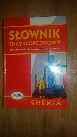 Słownik Encyklopedyczny - CHEMIA