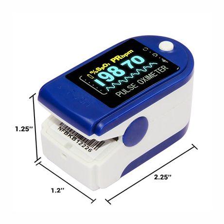 Пульсоксиметр LK-88 опт. Измерение кислорода в крови