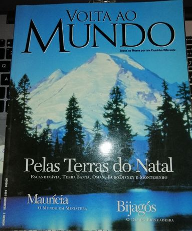 """Revista """"Volta ao Mundo"""", Nº 2"""