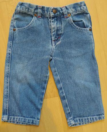 Spodnie jeans chłopięce Levi's 86
