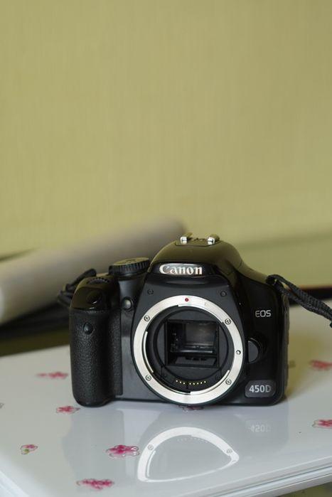 Canon 450d Кривой Рог - изображение 1