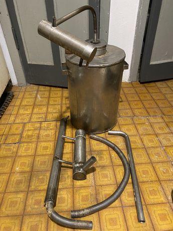 Дистиллятор аппарат на 20 литров из нержавеющей стали