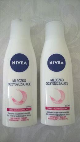 """Mleczko oczyszczające """"Nivea"""""""