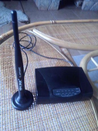 router + dodatkowa antena
