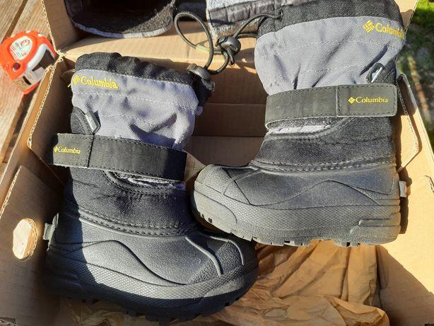 Сапоги Columbia ботинки сноубутсы