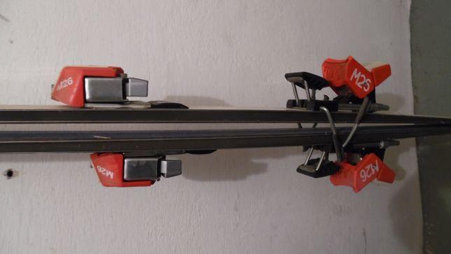 Polsport Tricore Narty +Marker M26 narty historyczne 185cm