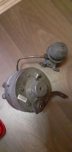 Газовый редуктор на четвёртое поколение с фильтром и клапаном