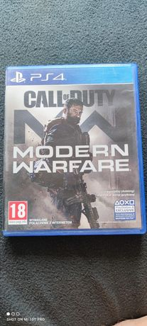 Call of duty Modern warfare PL PlayStation 4 PS4