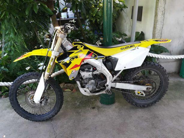 Suzuki RMZ 450 Motocross / Enduro