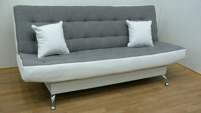 Wersalka sofa kanapa funkcja spania tapczan łóżko pojemnik dostawa