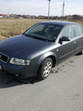 Audi a4 b6 avant zamiana na mz251