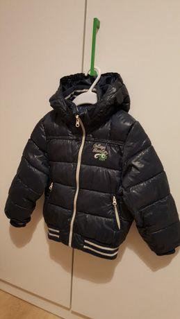 COOL CLUB ciepła pikowana kurtka chłopięca. Rozmiar 92