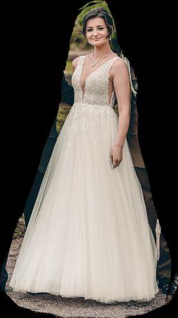 Suknia sukienka ślubna