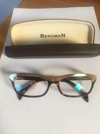 Oprawki damskie Bergman
