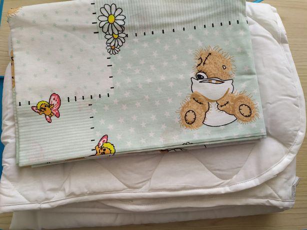 Одеяла, одежда для новорожденных и все необходимое в роддом