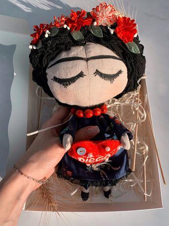 Кукла Тильда Фрида Кало