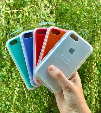 Чехол Silicone Case Iphone X Xs Xr 11 Pro Max 6 6s 7 8 plus 10 Стекло