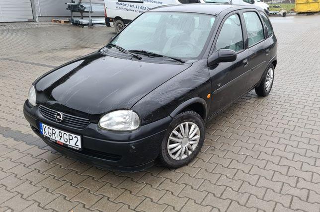 Opel Corsa B stan BDB - 13 lat jeden właściciel