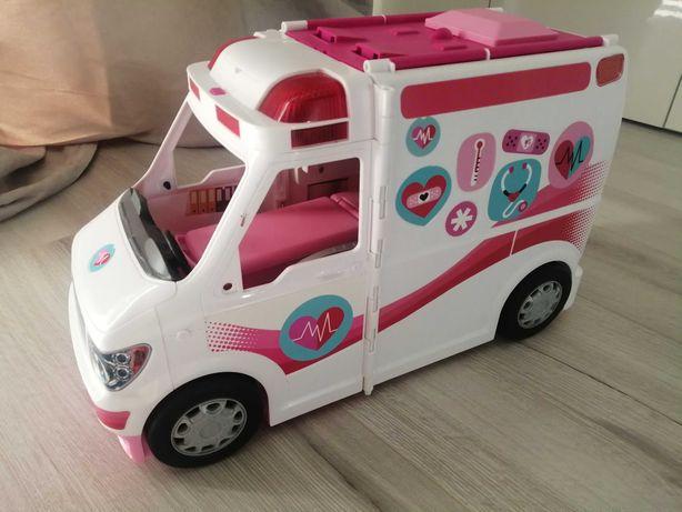 Karetka Barbie akcesoria