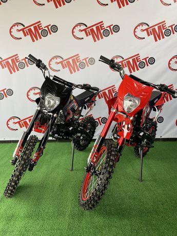 Пит байк Pitbike кроссовий мотоцикл 125 ендуро питбайк