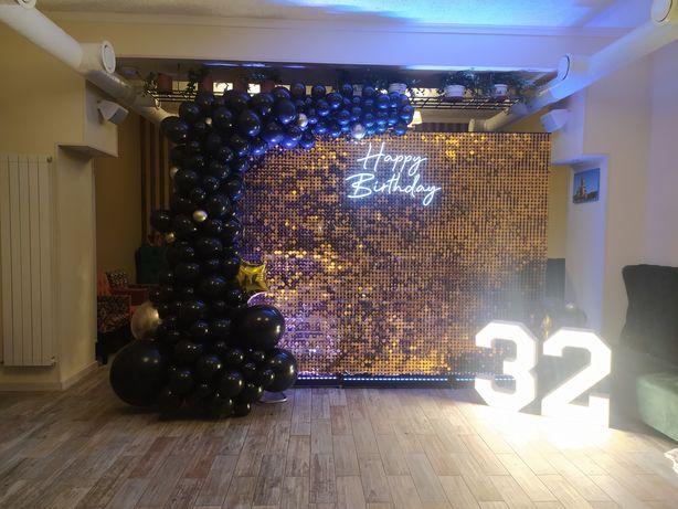 Стильные фотозоны для вашего праздника, арки из шаров на любой бюджет