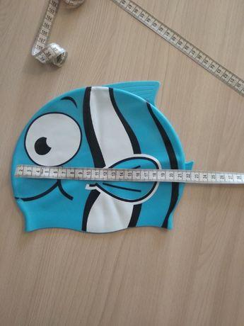 Шапочка для плавания в виде рыбки