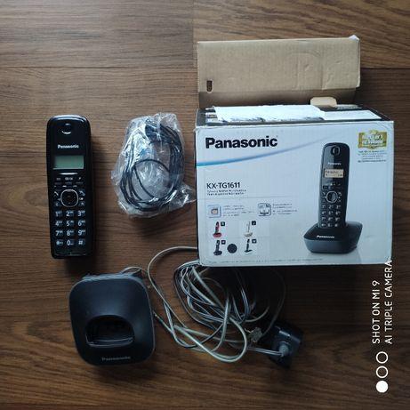 cyfrowy telefon bezsznurkowy Panasonic KX-TG1611