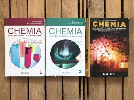 Chemia zbiór zadań Dariusz Witowski matura chemia