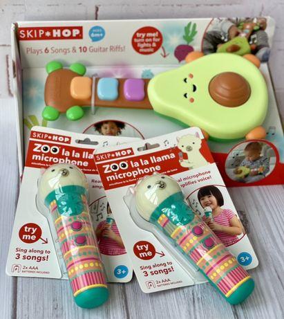 Детский микрофон La la llama microphone Skip Hop /микрофон