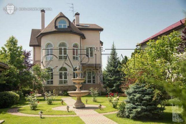 Продажа 3-этажного дома 450 м2 в Петропавловской Борщаговке