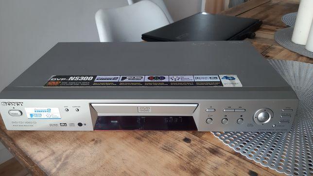 Odtwarzacz DVD CD Sony DVP NS300