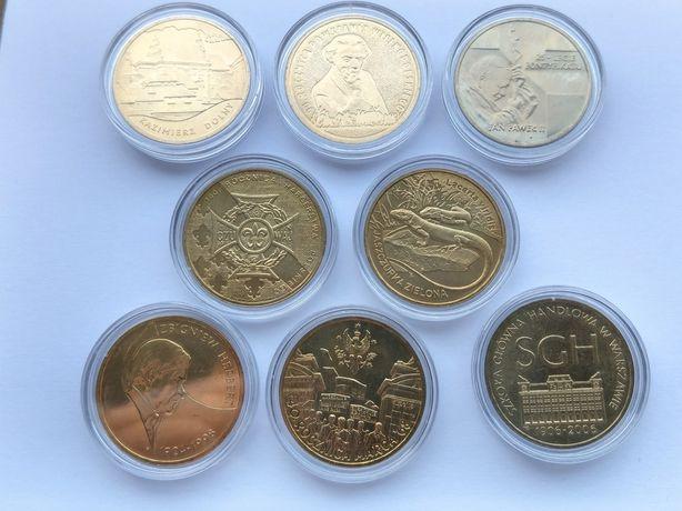 Zestaw monet 2zł