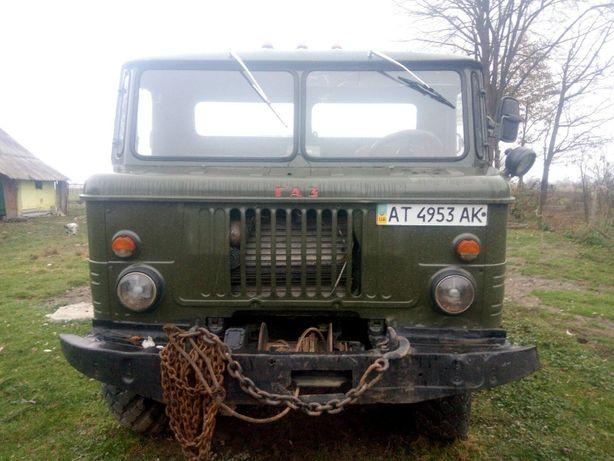 ГАЗ 66 Бортовий На Ходу